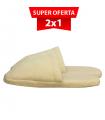 Zapatillas de viaje Twist Pillow 2x1