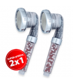 Alcachofa de ducha Ultimate Shower 2x1