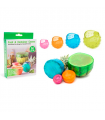Eco Covers - Food and container covers 4pcs