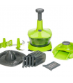 Multifunction manual cooking system
