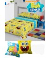 Set de cama de Bob Esponja