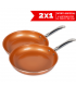 Master Copper pan 2x1