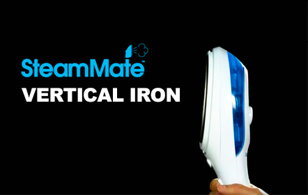 STEAM MATE VERTICAL IRON
