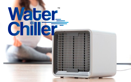 PORTABLE AIR CONDITIONER WATER CHILLER