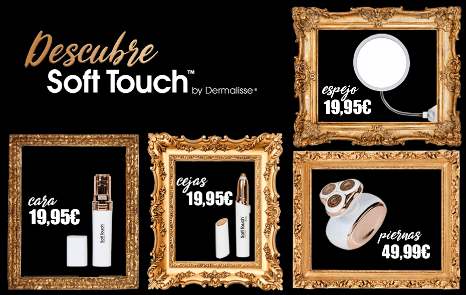 Produtos Soft Touch by Dermalisse