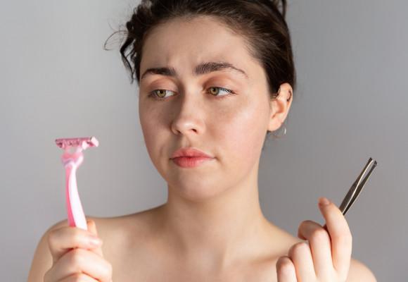 Pasos para una depilación facial perfecta