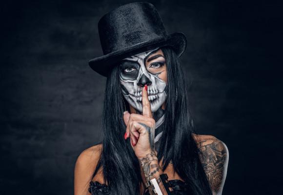 Ideas de maquillajes para Halloween 2021
