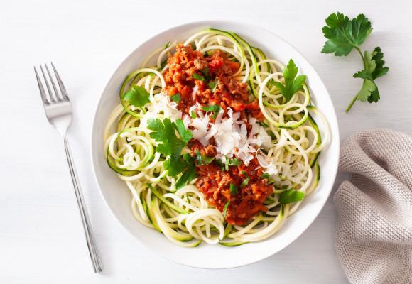 Haz tus propios espaguetis de calabacín