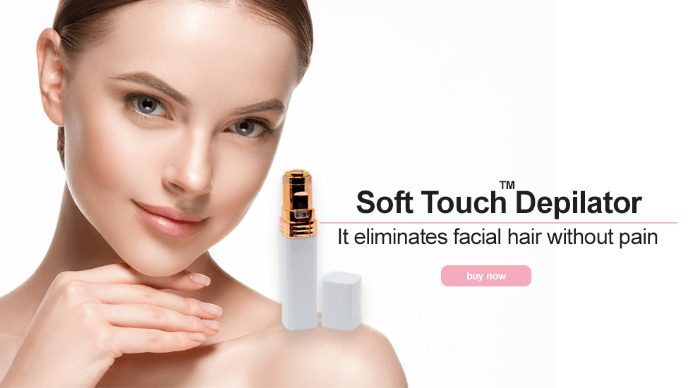 SOFT TOUCH EPILATOR